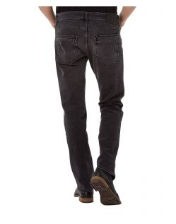 CROSS Jeans Dylan - Straight Leg - Dark Grey - Hinten