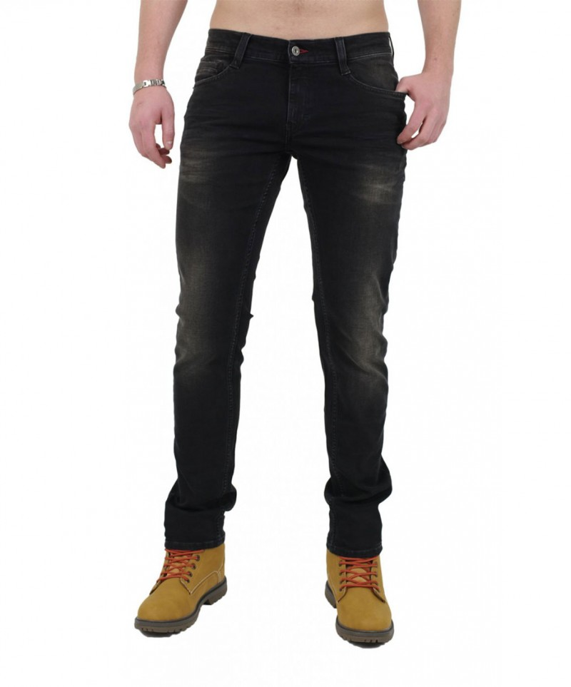 MUSTANG OREGON Taperd Jeans - Slim Fit -  Old Rinse Wash