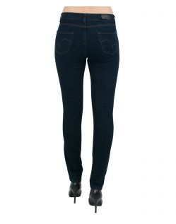 Angels Jeans Skinny - Power Stretch - Dark Washed - Hinten