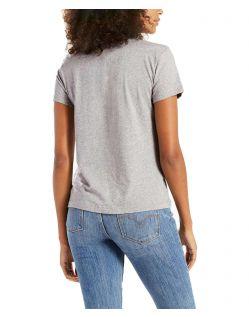 Levi's T-Shirt - The Perfect Tee - Sportswear Smokestack - Hinten