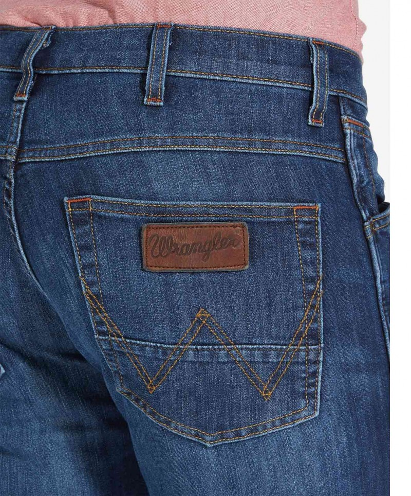 Wrangler Arizona Stretch Jeans - Keep Cool -  Cool Hand v