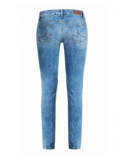 LTB Aspen - Slim Straight Jeans - Aurra Wash - Hinten