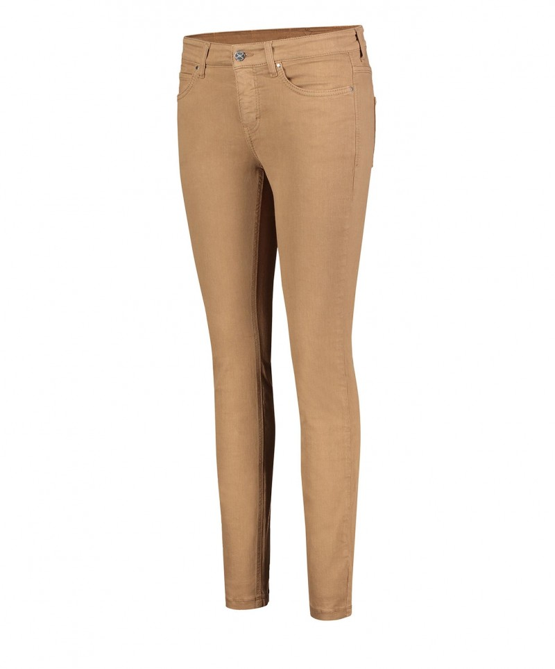 MAC Jeans Damen Skinny Slim Jeans