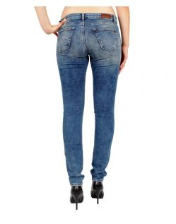 LTB CLARA Jeans - Super Slim - Adra Wash - Hinten