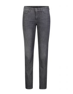 Mac Jeans Angela - Slim Fit in Dark Grey Waschung