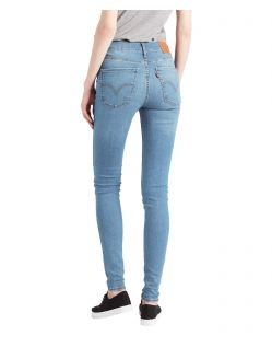 Levi's Mile High Super Skinny Jeans in You Got Me Waschung f02