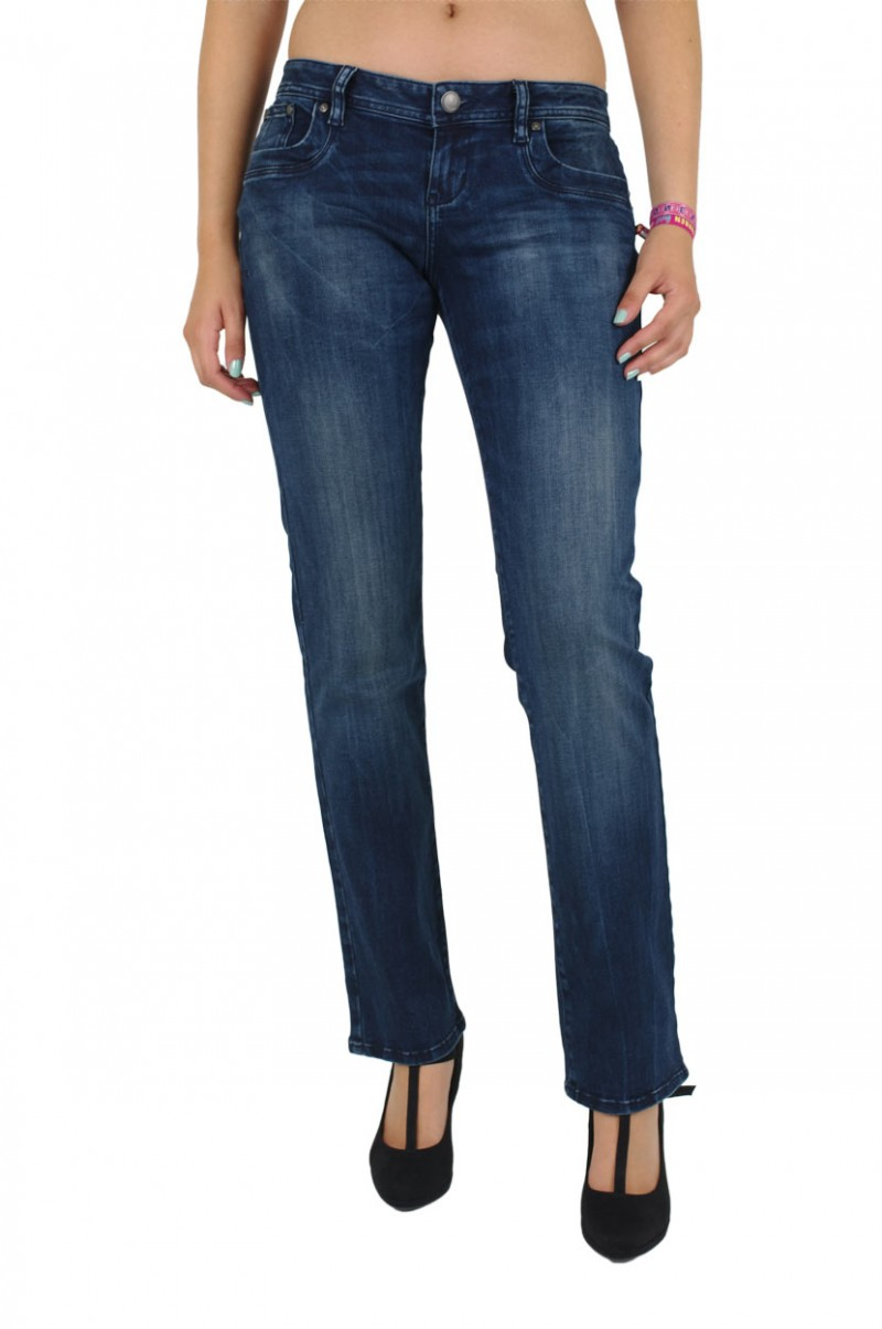 LTB VALENTINE Jeans - Straight Leg - Moneta