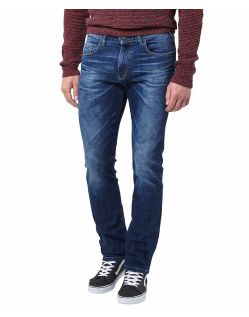 Pioneer Storm - Straight Fit Jeans in dunkelblau