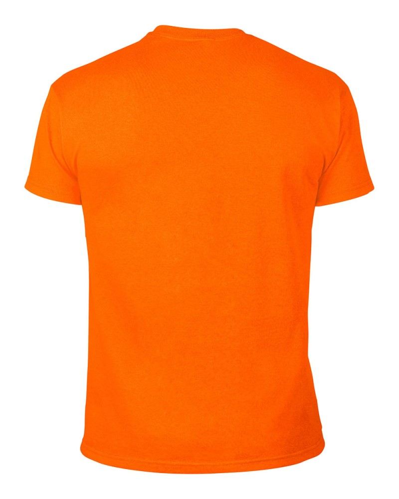 Anvil T-Shirt - Heavyweight - Neon Orange