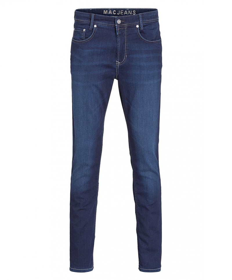 Mac Jogging Jeans - Dark Blue Authentic Used