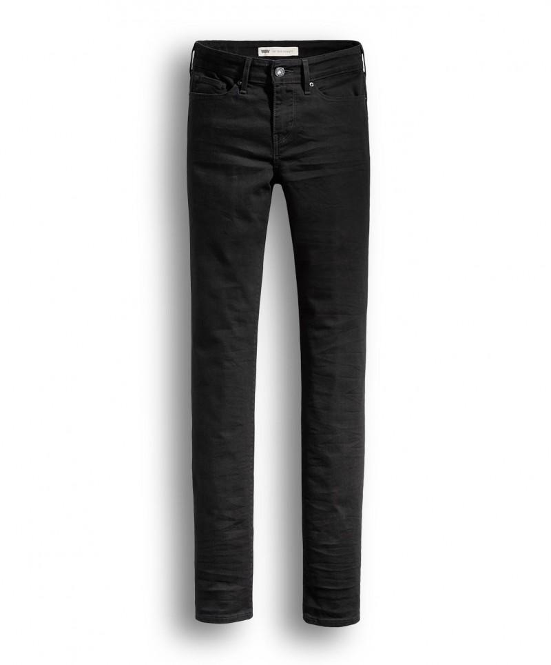 Levis 712 Slim - Straight Leg - Black Sheep