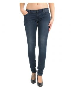 GARCIA RIVA Jeans - Slim Leg - Cool Blue Black