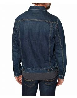 Colorado Denim Yukon - Jeansjacke in dunkelblau - Hinten