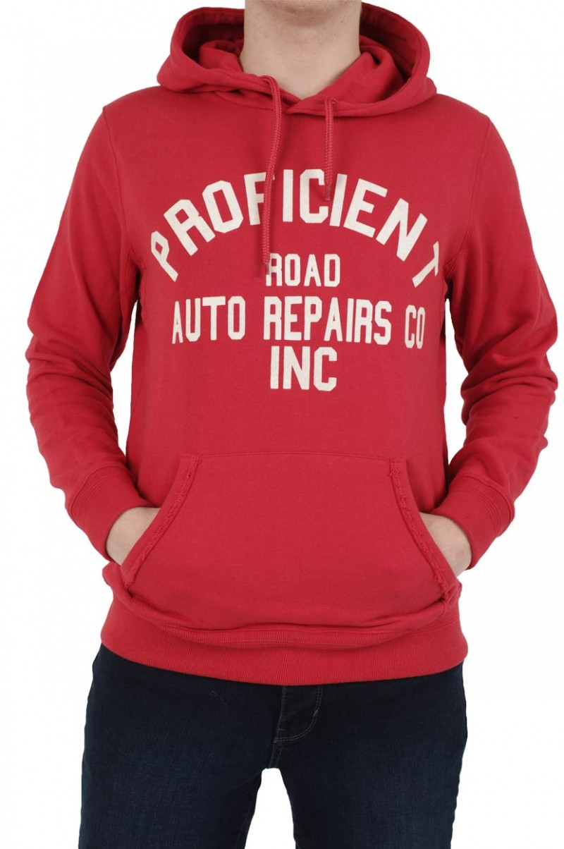 LTB Remie Sweatshirt - Statement - Tile Red