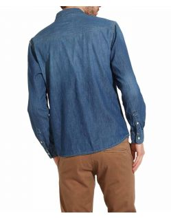 Wrangler Jeans – Slim Fit Hemd im Western Style - Hinten