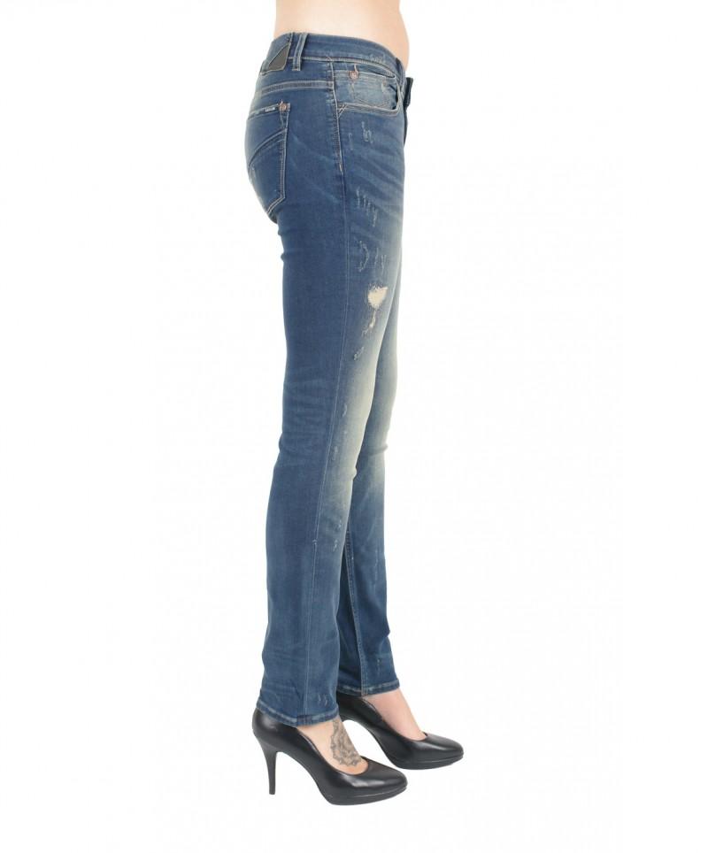 GARCIA Rachelle Jeans - Slim Leg - Navy Vintage