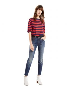 Levi's 501 Damen - Stretch Skinny Fit - Supercharger - Vorne