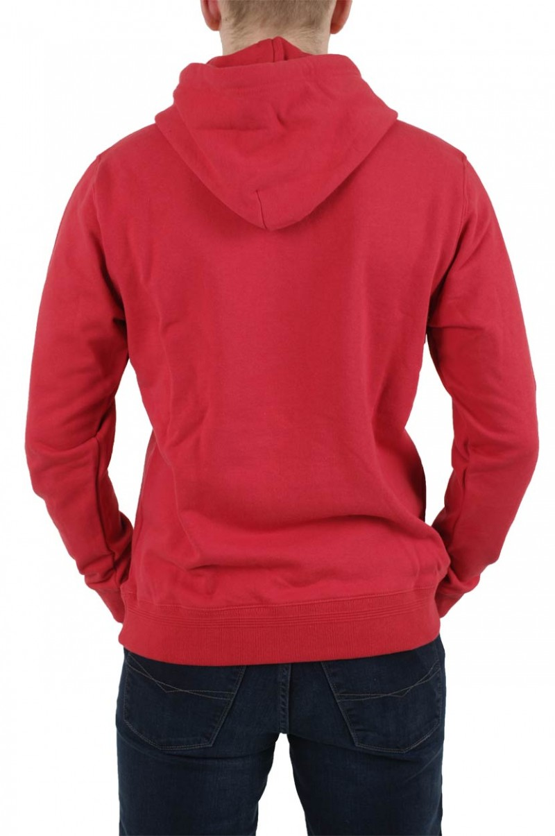 LTB Remie Sweatshirt - Statement - Tile Red