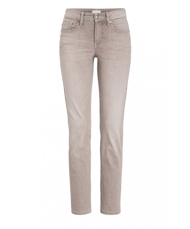 MAC MELANIE Jeans - Feminine Fit - Latte Macchiato Wash