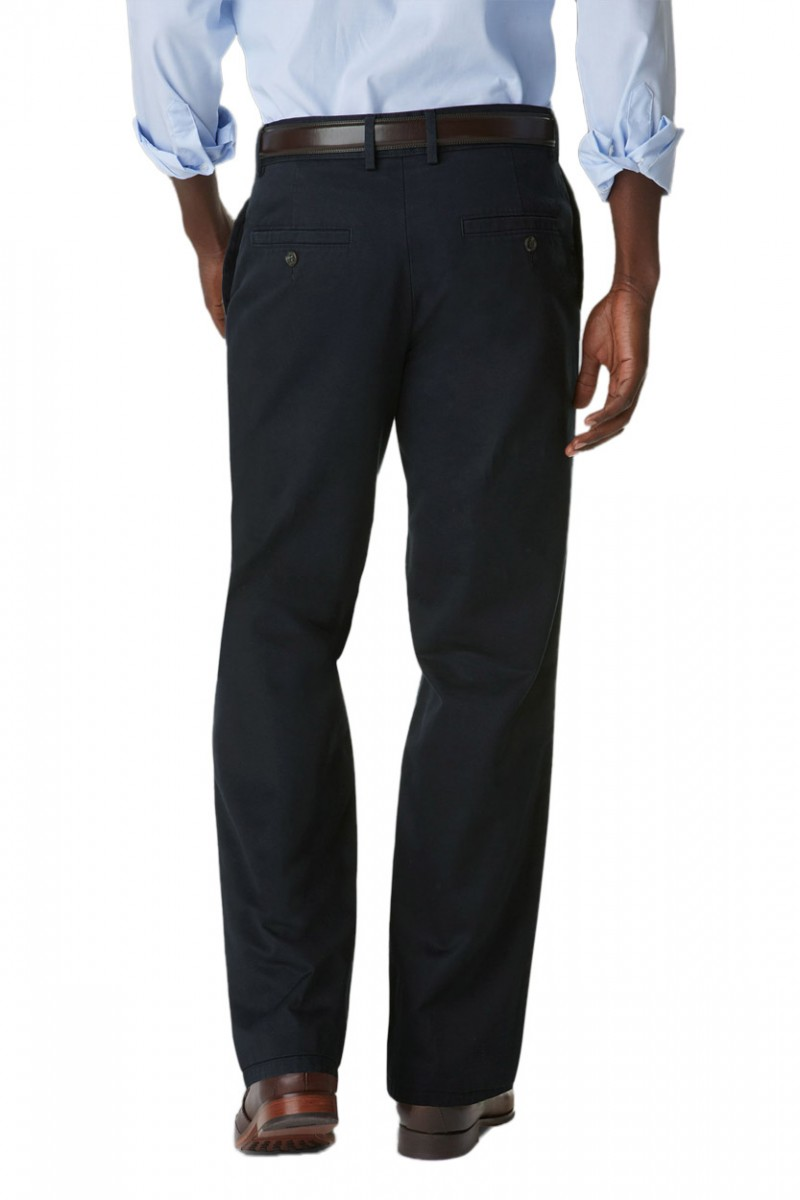 Dockers D2 Khakihose - Regular Fit - Navy