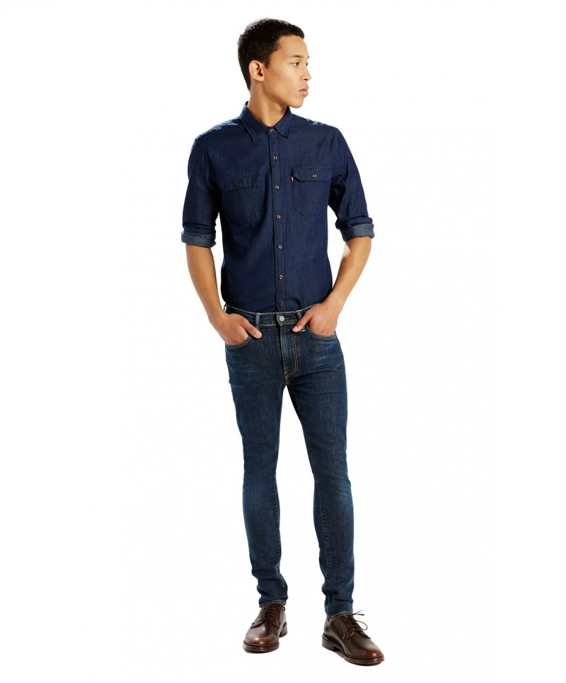 LEVI'S 519 Jeans - Skinny Fit - Extra Shade