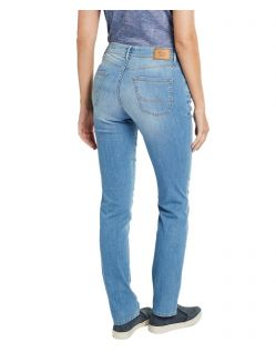 Pioneer Kate - helle Jeans mit hohem Bund f02