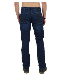WRANGLER TEXAS STRETCH Jeans - Night Break - Hinten