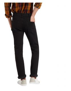 Wrangler Arizona Stretch Jeans in superedlem Schwarz f02