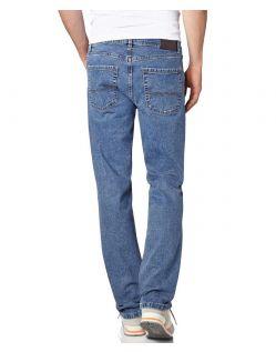 Pioneer Rando Jeans - Straight Leg - Stone - Hinten
