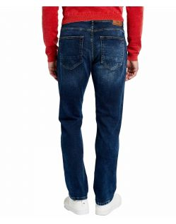 Pioneer Jeans River - Dunkelblaue Jeans im Relaxed Fit f02