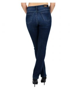 Angels Cici Jeans - Ultara Power Stretch - Stone - Hinten