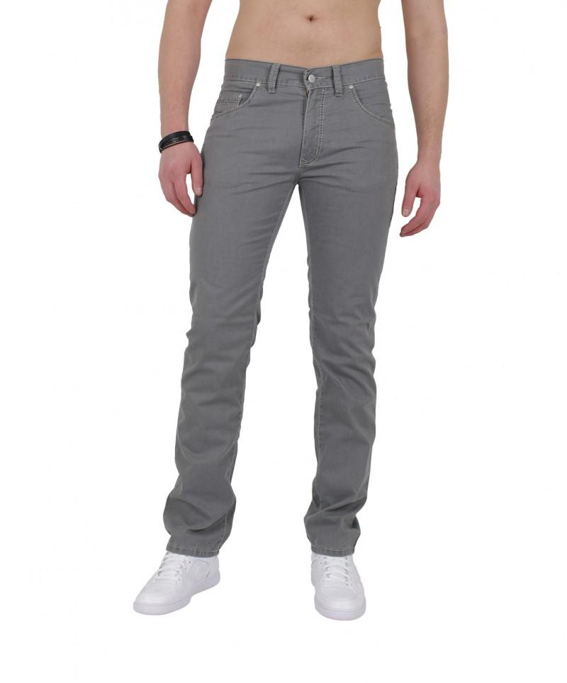 Pioneer Jeans RANDO - Stretch Garbardine - Grau