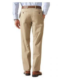 Dockers D2 New Premium Core - British Khaki - Hinten
