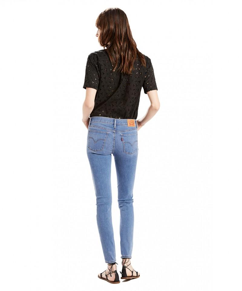 LEVI'S 710 - Super Skinny - High Society