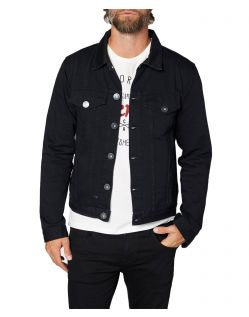 Colorado Denim Yukon - Schwarze Jeansjacke