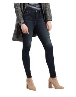 Levis 720 - High-Waisted Super Skinny Jeans