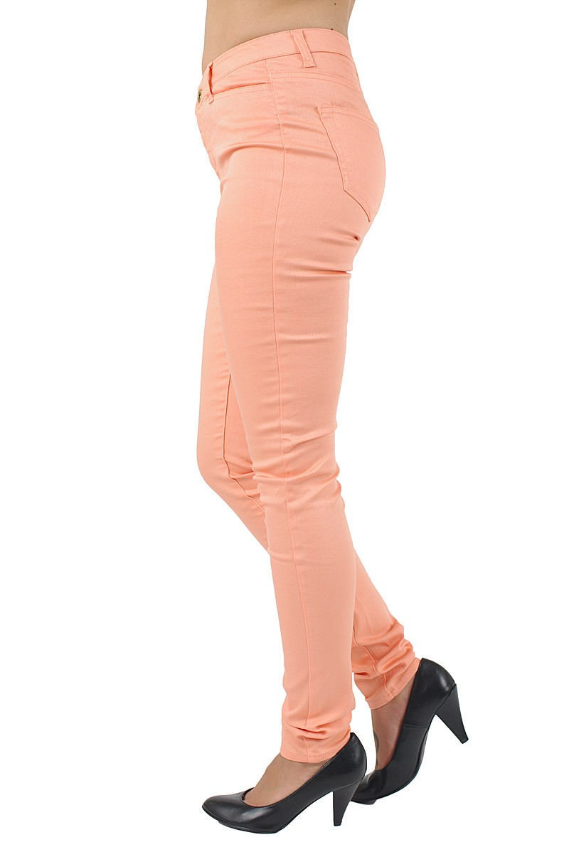Vero Moda Wonder Jegging Papaya Punch