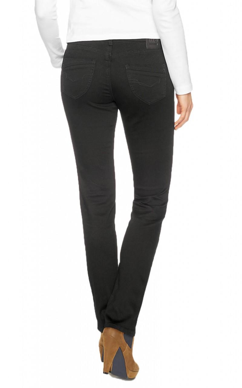 HIS Monroe Jeans - Skinny - Deep Black v