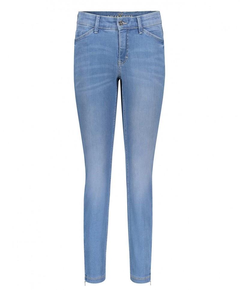 MAC DREAM SUMMER CHIC Jeans - Silver Grey
