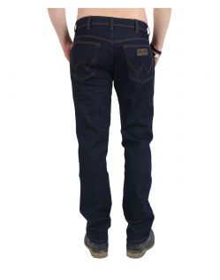 WRANGLER TEXAS STRETCH Jeans - Darkstone - Hinten