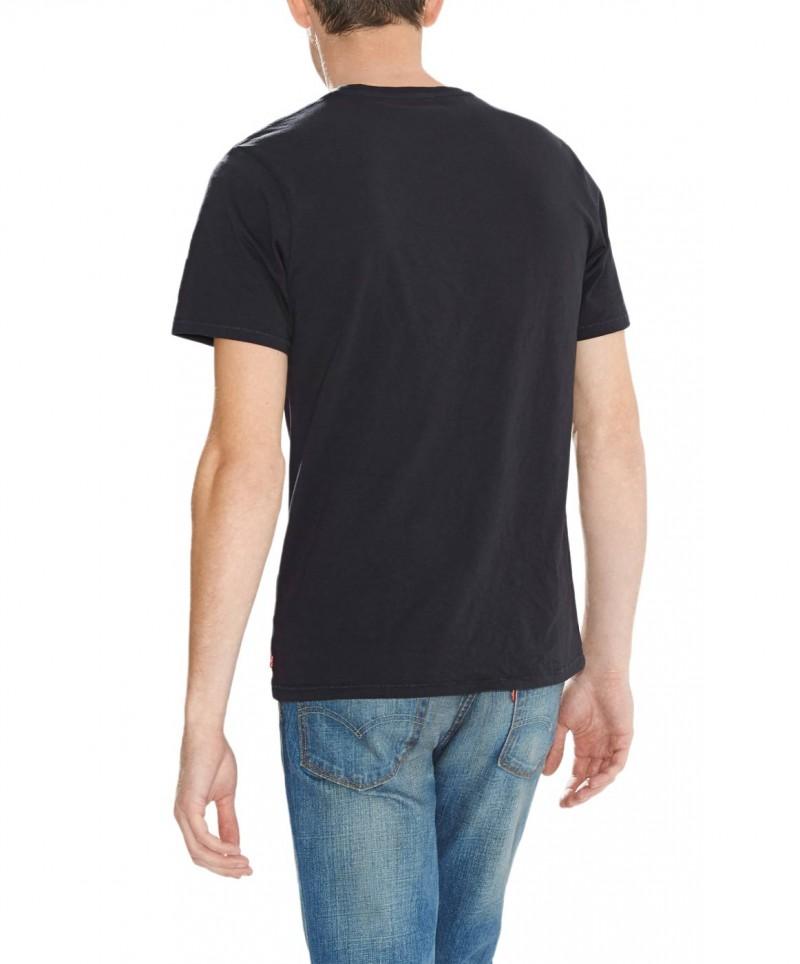 Levis T-Shirt - Batwing Tee - Black