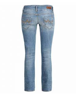 LTB Jonquil - Slim Straight Jeans - Ansel Undamage - Hinten