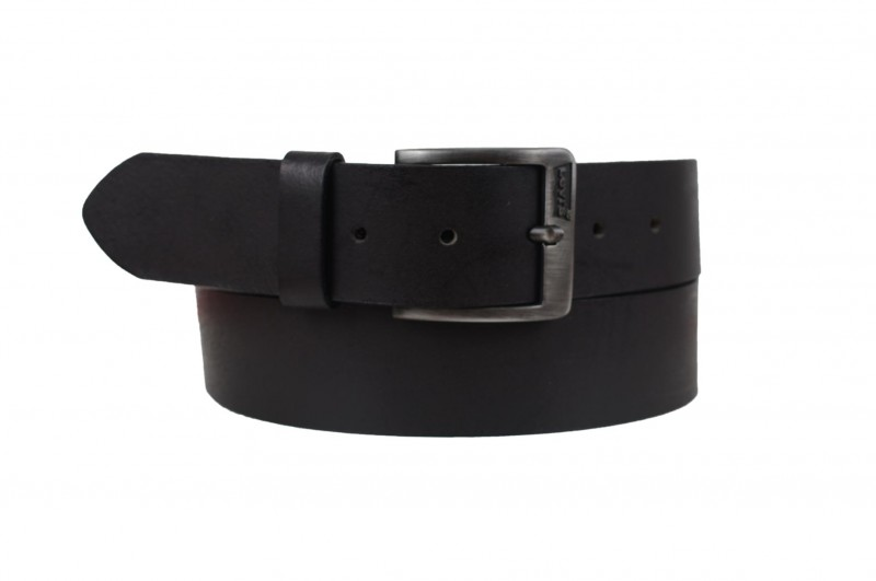 Levis Gürtel 0378 - Echt Leder - Black