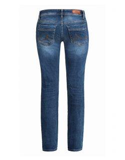 LTB Valentine - Straight Fit Jeans - Kaley - Hinten