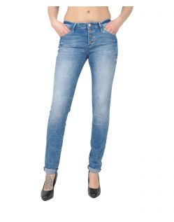 Mavi Sophie - Slim Skinny-Jeans im Destroyed Look