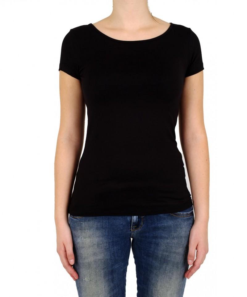 VERO MODA T-Shirt - DOLLAR - Schwarz