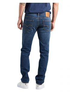 Levis 511 - Slim Fit Jeans im Used-Look in mittlerer Waschung b02