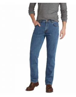 Wrangler Texas Stretch - Regular Fit - Stonewash