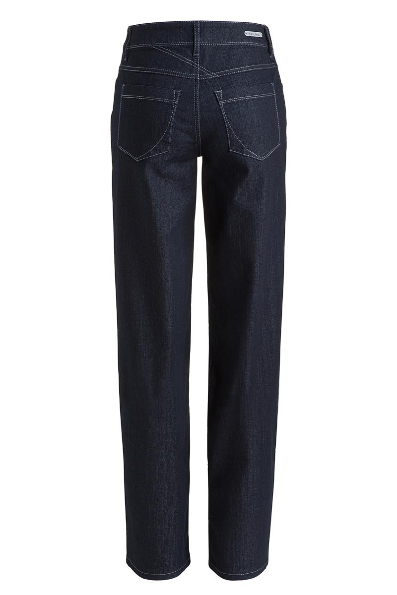 MAC Garcia modern comfortable Jeans Dark Rinsewash