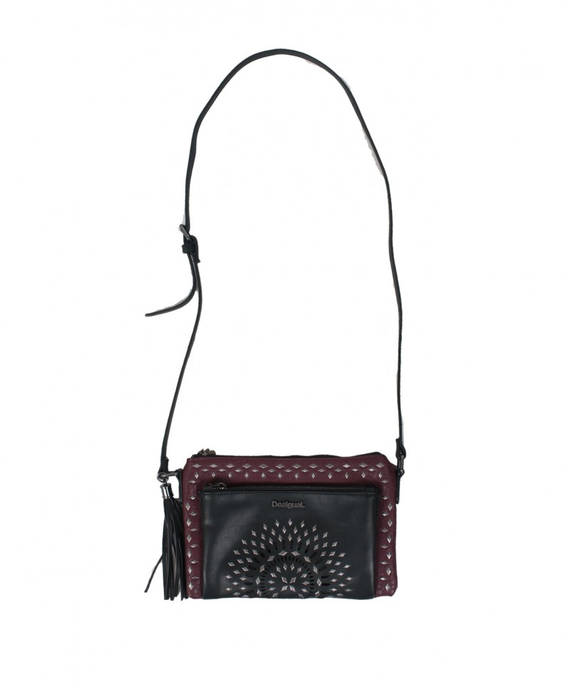 Desigual Tasche - Toulouse Luxury Dreams - Weinrot